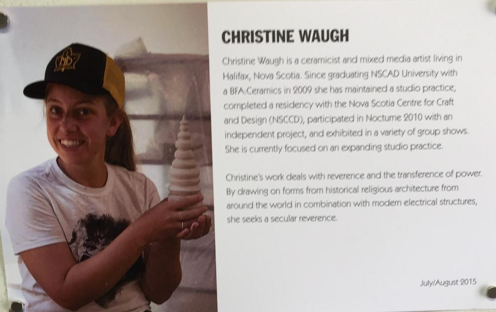 Christine Waugh