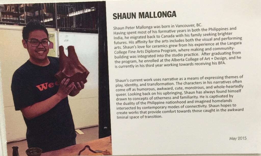 Shaun Mallonga