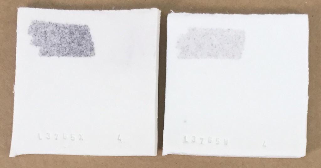 A novel way to compare degree of porcelain vitrification