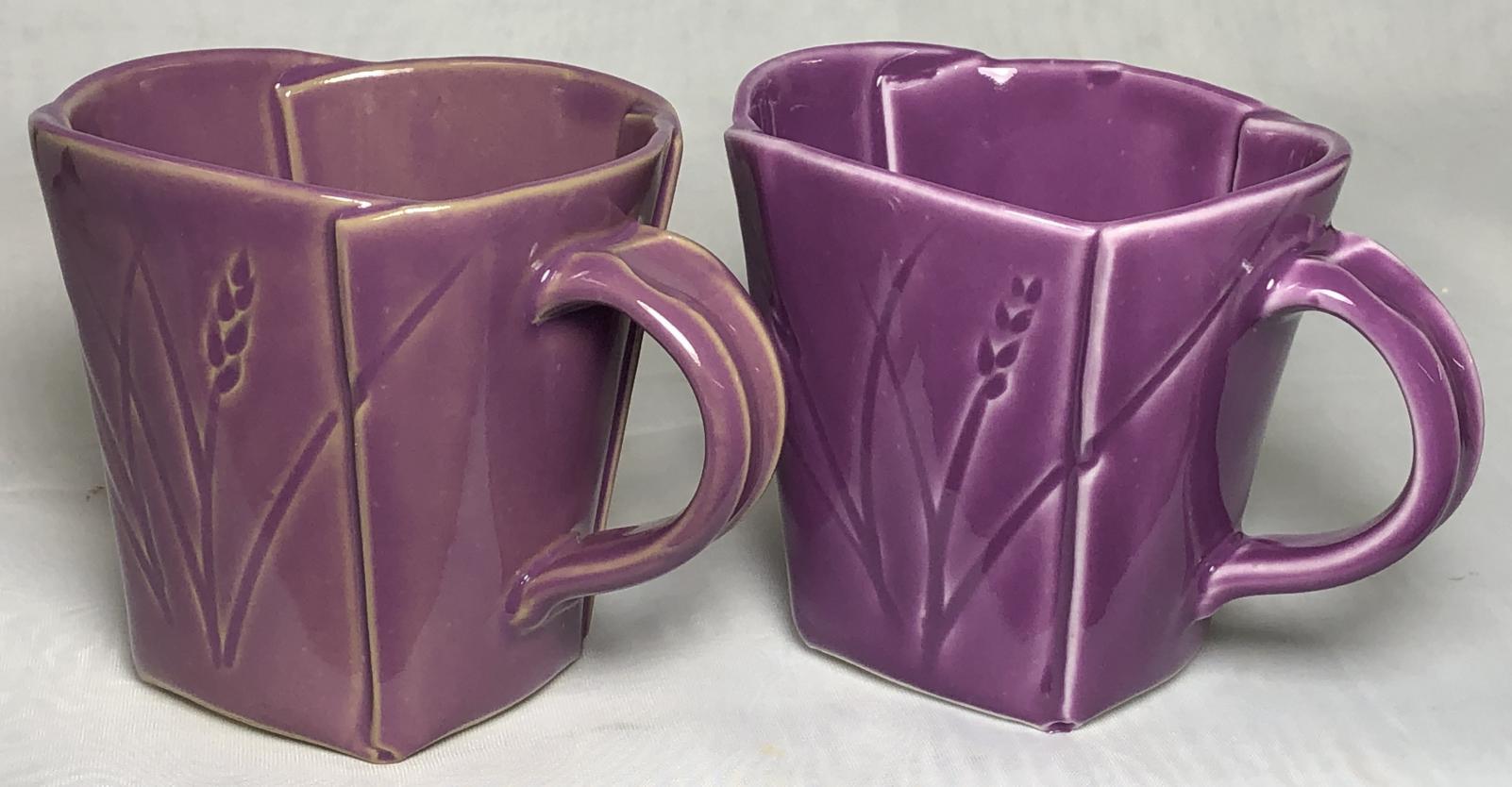 Two purpose ceramic mugs