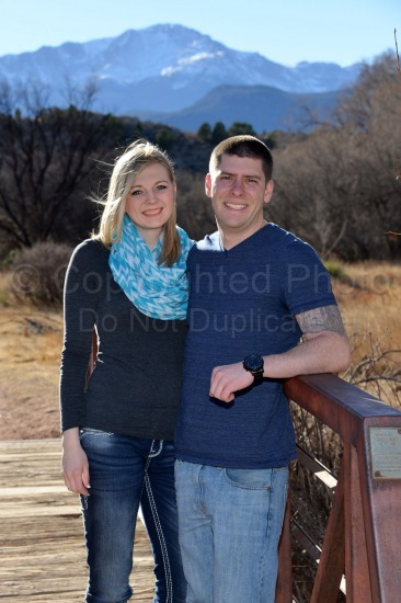 Amy and Ryan's Engagement Pictures
