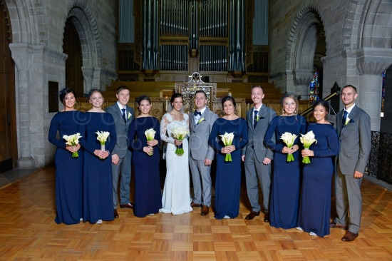 Kateri and Phil's Weddings