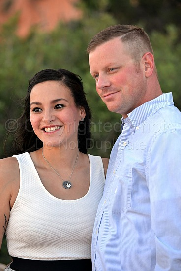 Caine and Amanda's Engagement