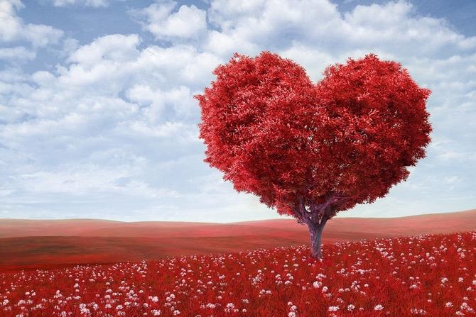 Heart Chakra Representation