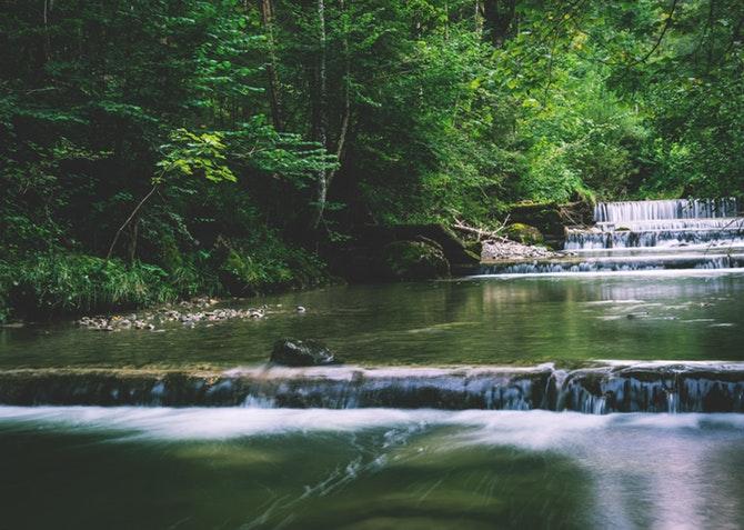 Creek & Rest