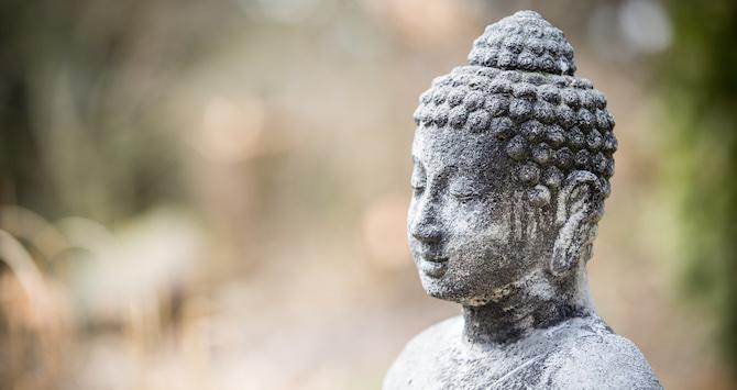 Buddha - benefits of Reiki