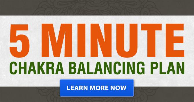Chakra Balancing Plan