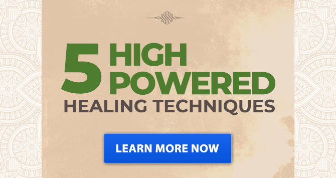 High Powered Healing Techniques