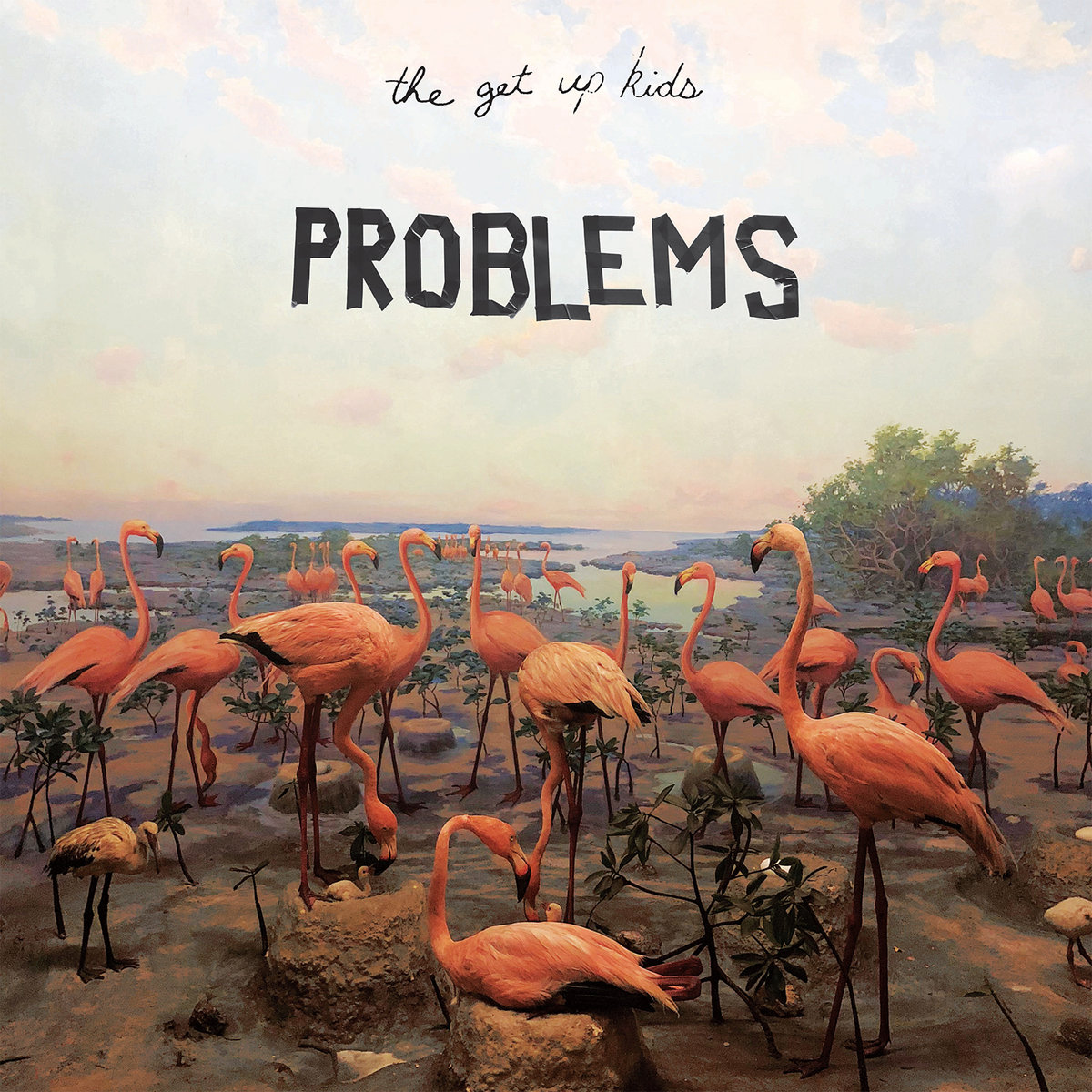 Problems album art