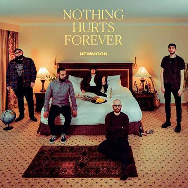 Nothing Hurts Forever album art