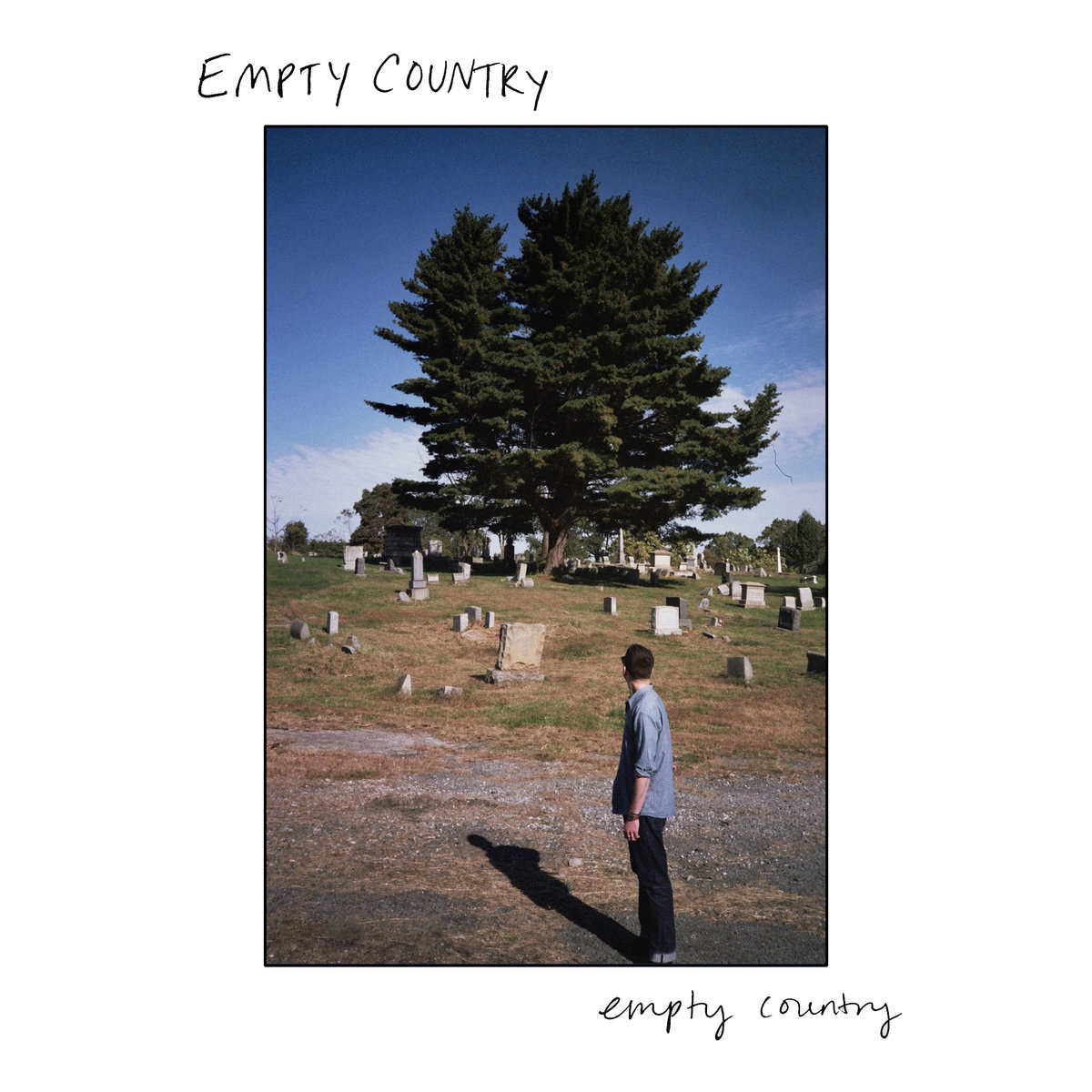 Empty Country album art