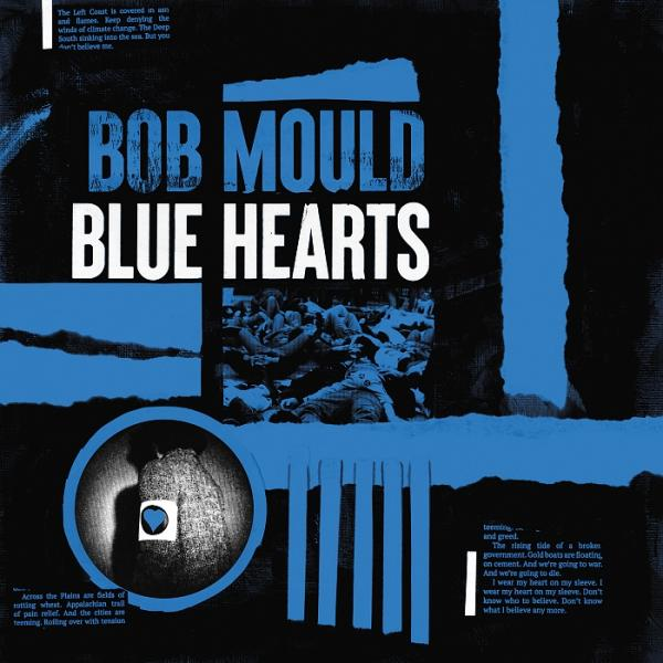 Blue Hearts album art