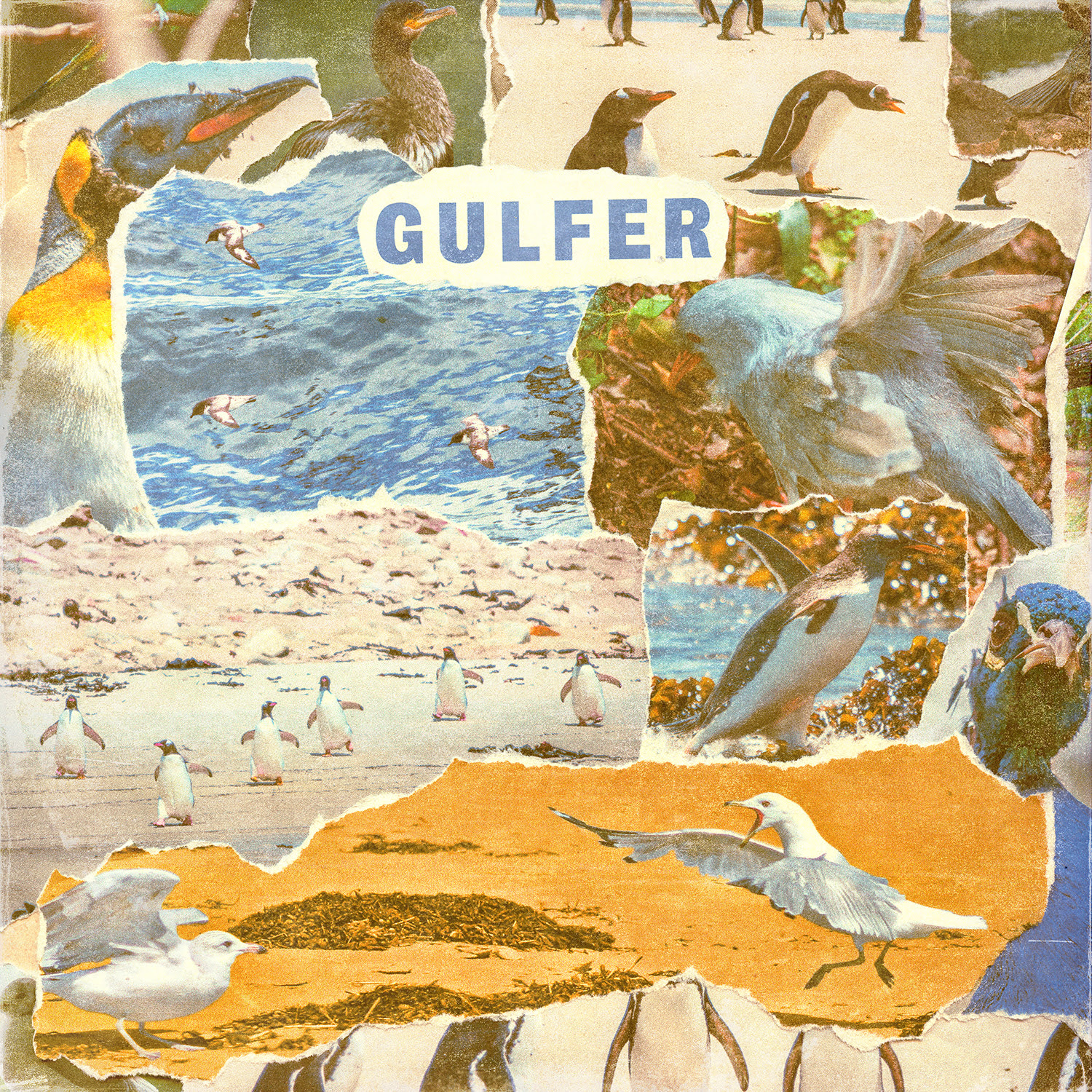 Gulfer album art