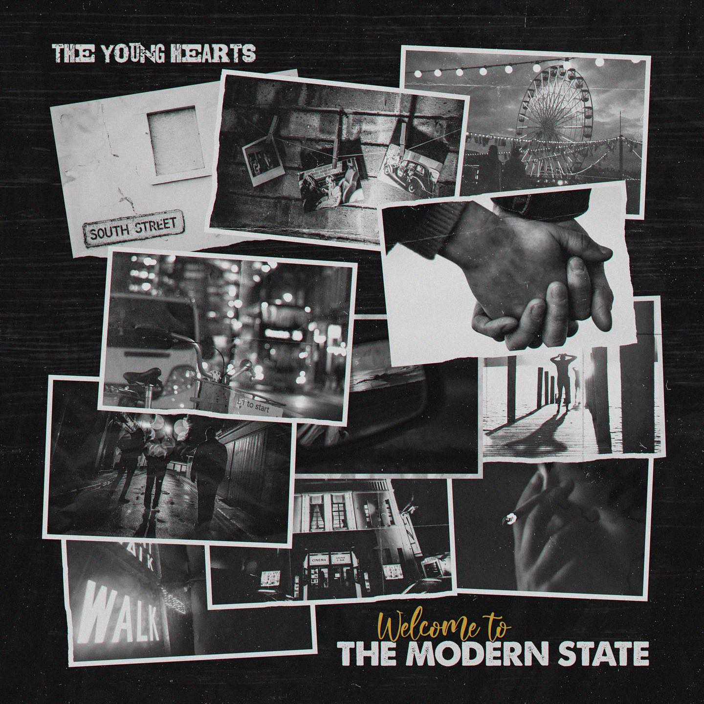 The Modern State album art