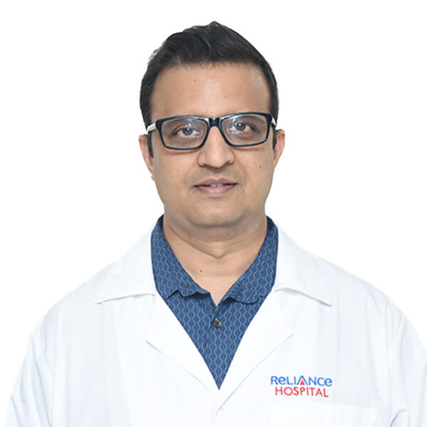 Dr. Sharad Sharma -  Minimal Access & Laparoscopic Surgery ,  General Surgery ,  Bariatric Surgery