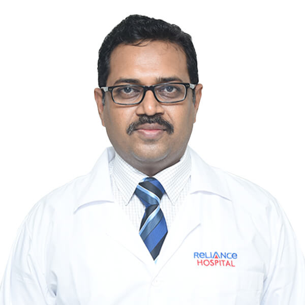 Dr.Sharif Tadvi  -  Pulmonary Medicine