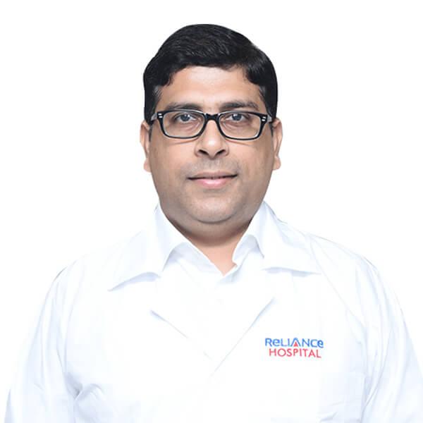 Dr. Fuzail Pathan -  ENT