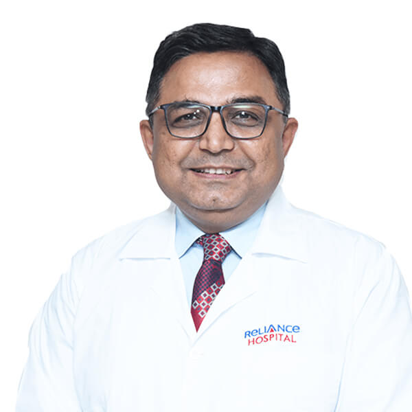 Dr. Haresh Manglani -  Orthopaedics