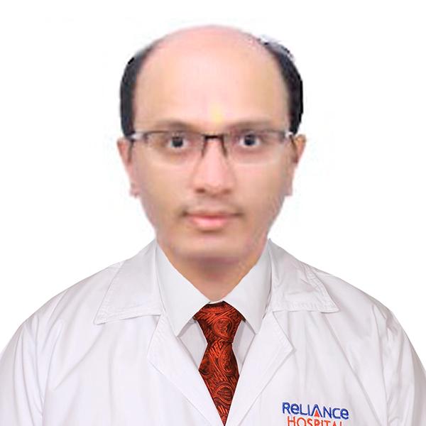 Dr. Mehul Sanghavi -  Opthalmology