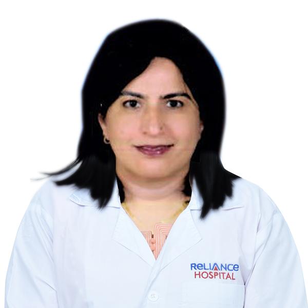 Dr.Namrata Manglani -  Opthalmology