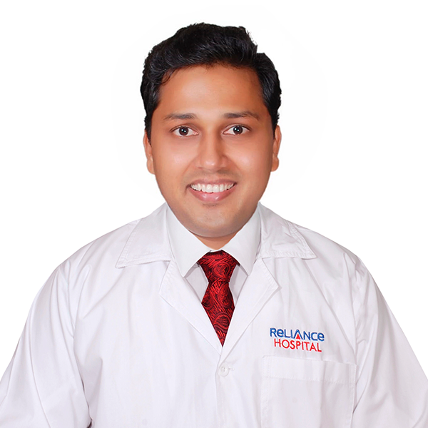 Dr. Nikhil Jadhav -  Cardiac Sciences