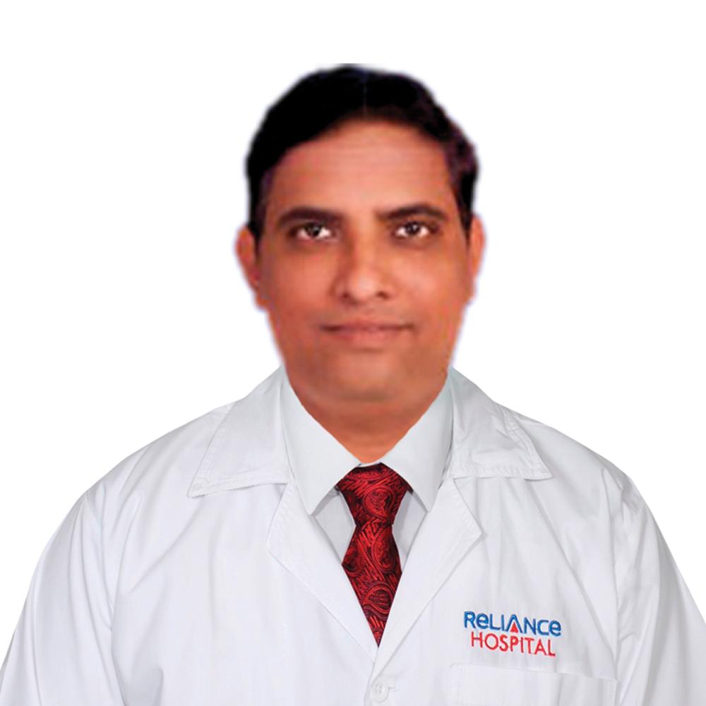 Dr. Sachin Nemane -  ENT