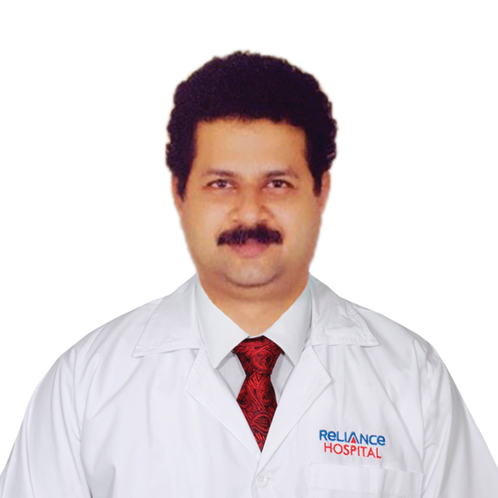 Dr. Sundeep Mestri -  Pulmonary Medicine