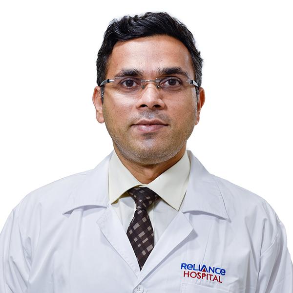 Dr. Amit Gharat -  Gastroenterology