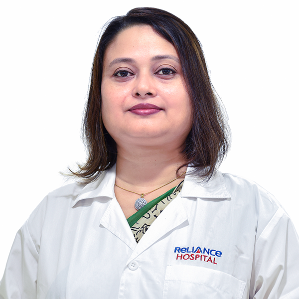Dr. Bandita Sinha - <a href='https://www.reliancehospitals.com/doctors/search/department/gynaecology-and-obstretrics/'>Gynaecology and Obstetrics</a>