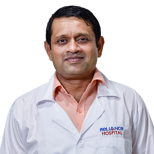 Dr.Nilesh More -  Internal Medicine