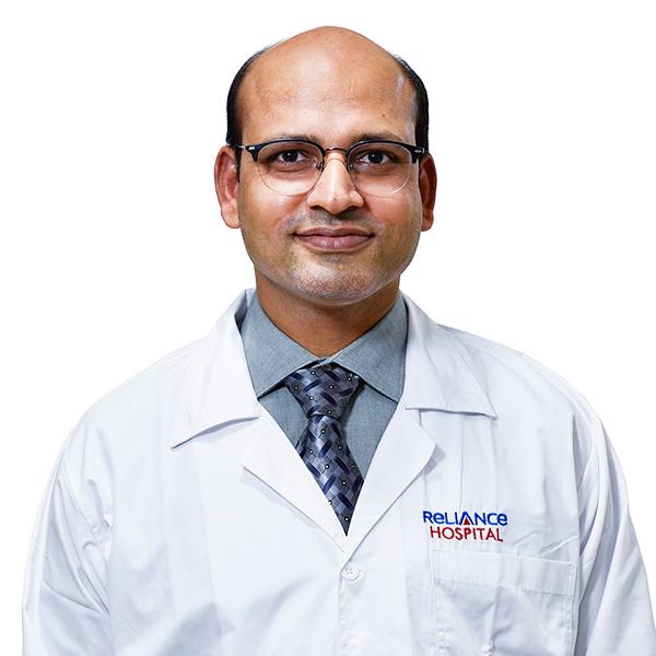 Dr. Suryaprakash Bhandari -  Gastroenterology