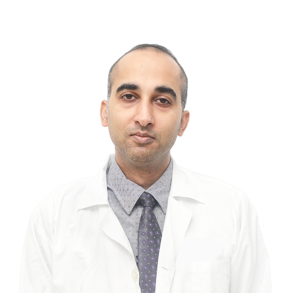 Dr. Pranav Chadha -  Radiation Oncology