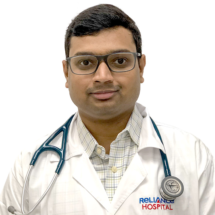 Dr.Abhijit Sawant -  Accident & Emergency