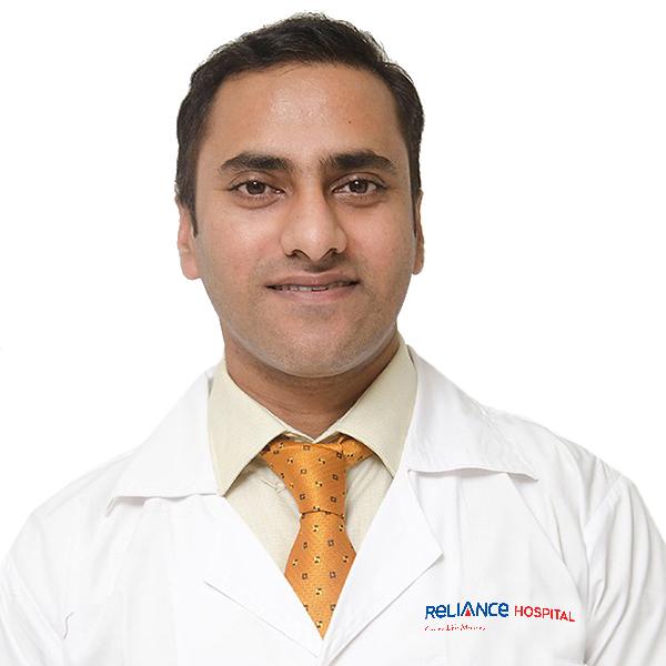 Dr. Vikas Basa -  Orthopaedics