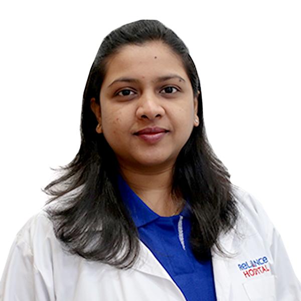 Dr. Nikeeta  Gosavi -  Physical Medicine & Rehabilitation