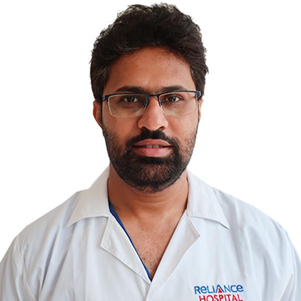 Dr. Valmik Avhad -  Anaesthesiology
