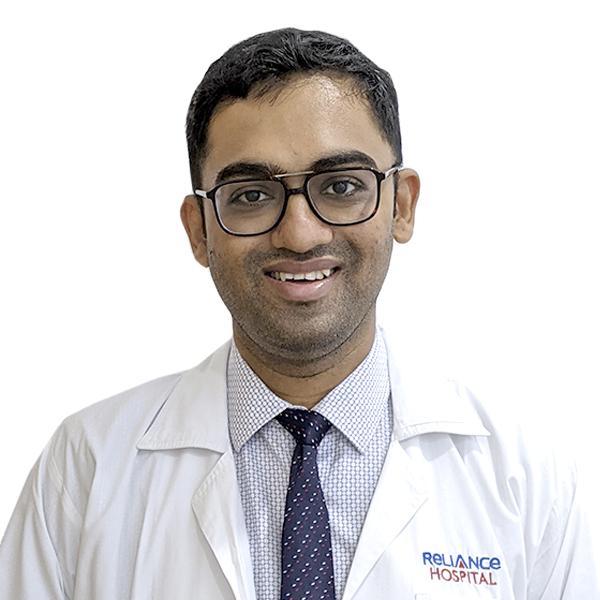 Dr. Yatin  Sagvekar -  Neurosciences