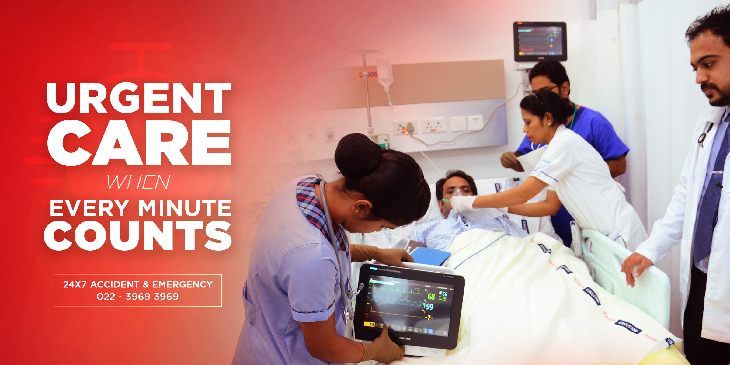 Urgent Care When Every Minute Counts