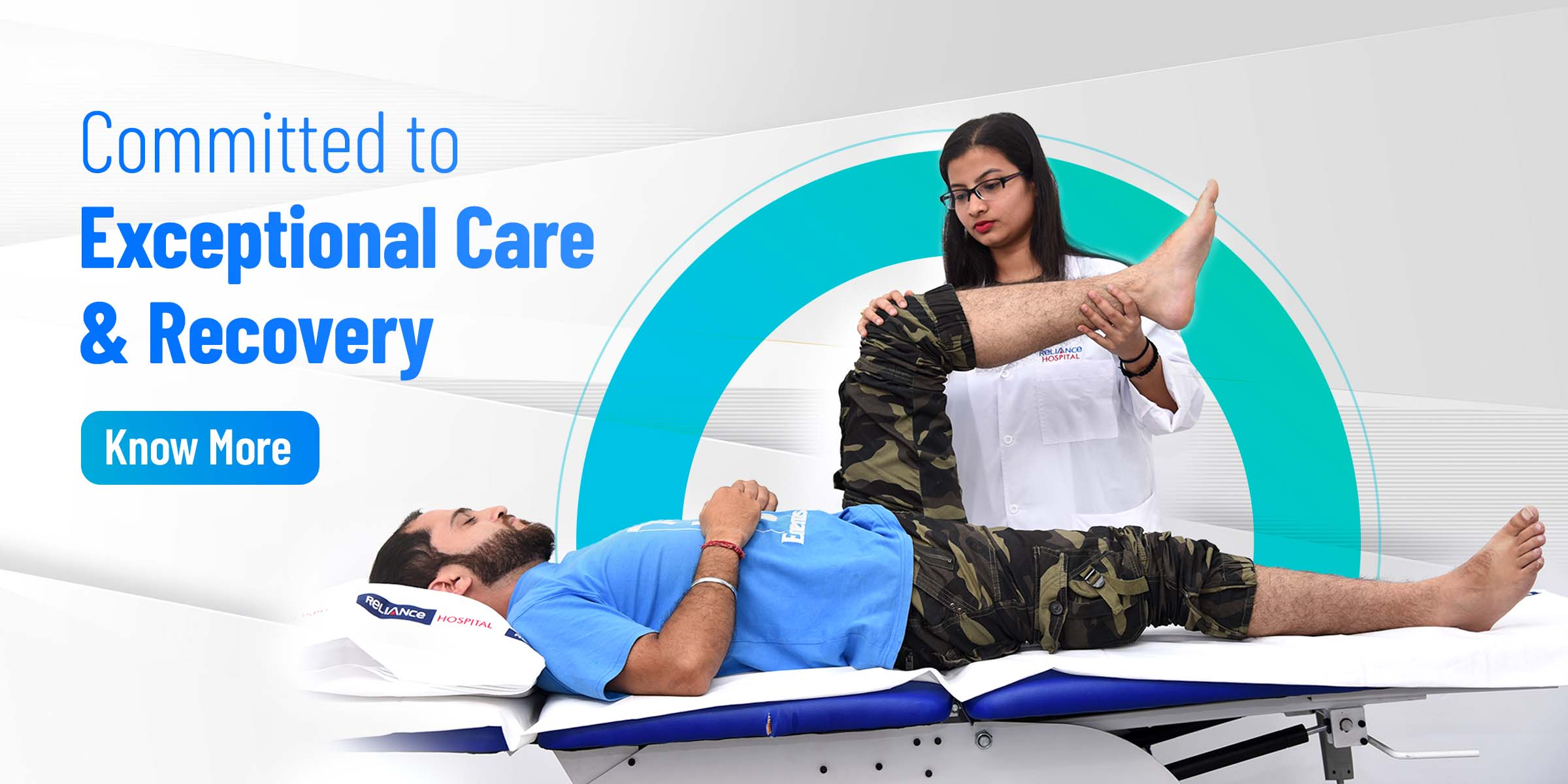Department of Orthopaedics - Best Hospital in Navi Mumbai
