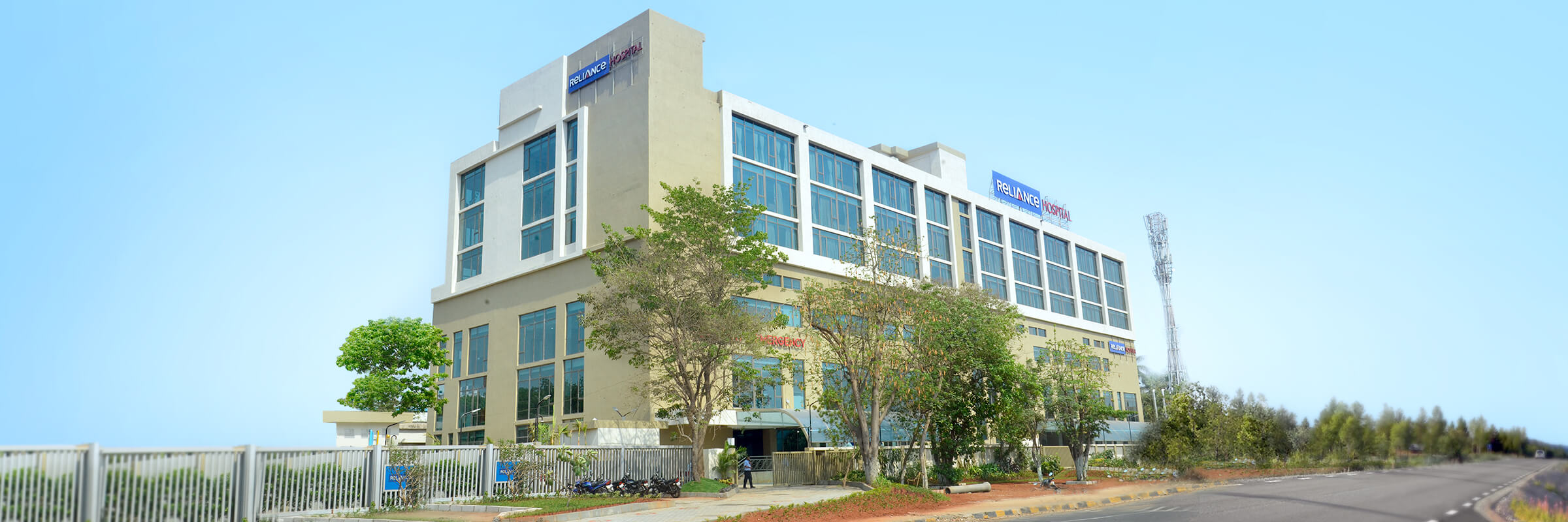 Why Reliance Hospitals