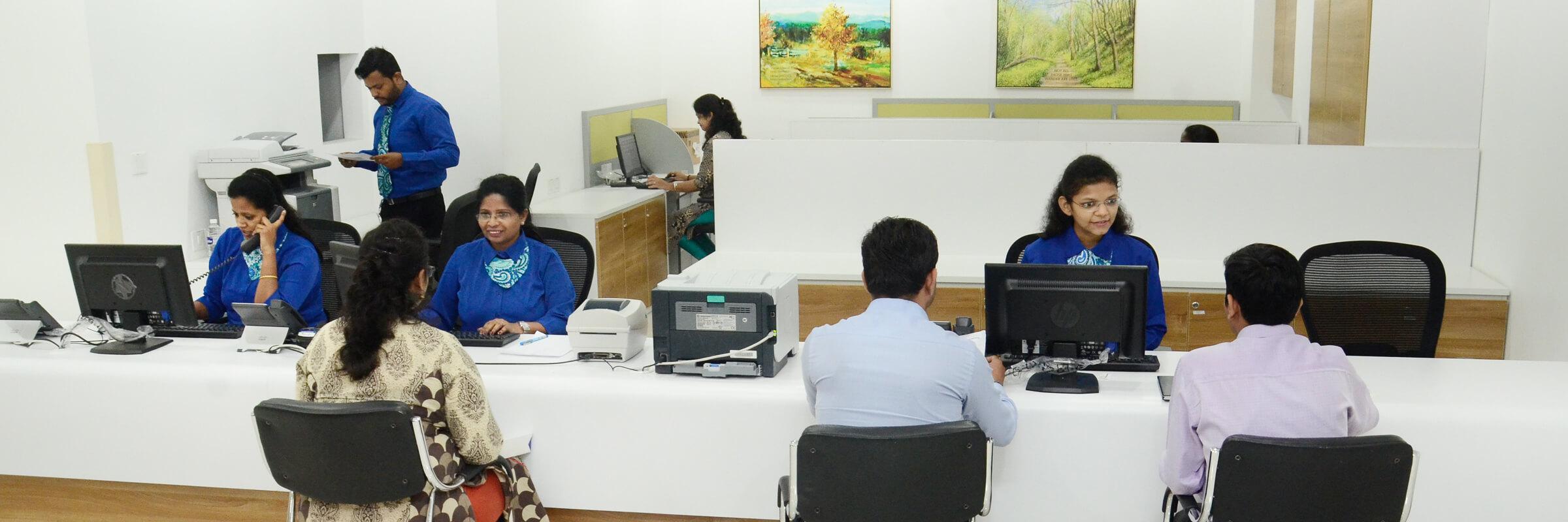 Reliance Hospitals Form Centre