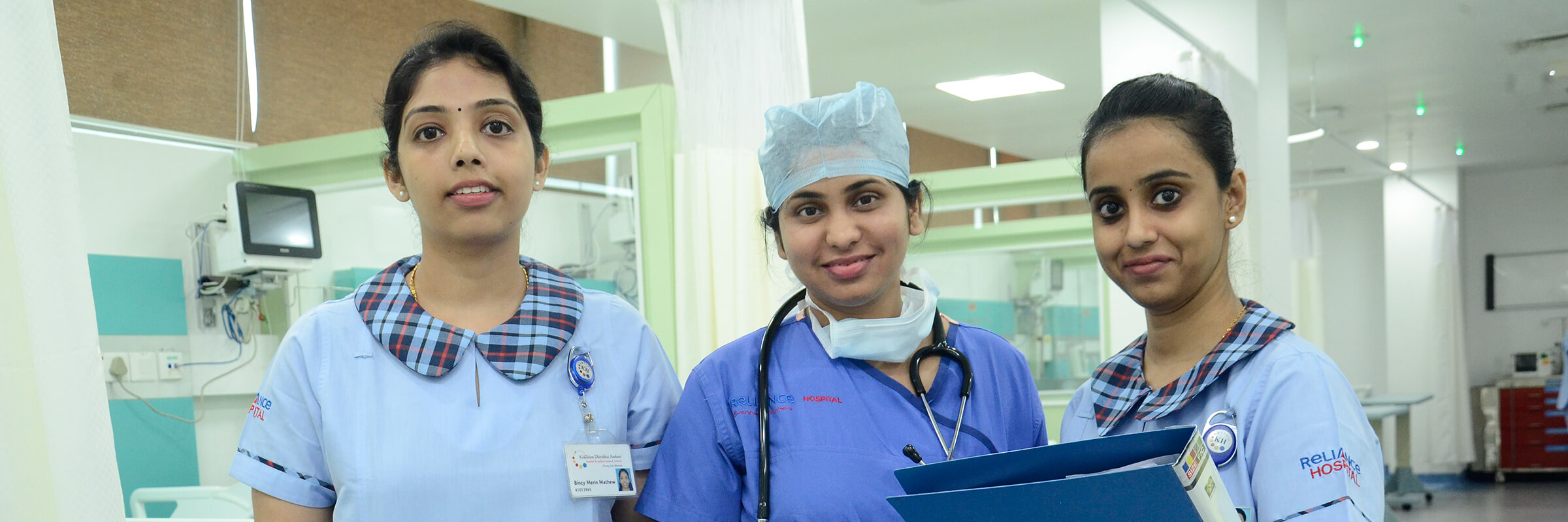 Life at Reliance Hospitals