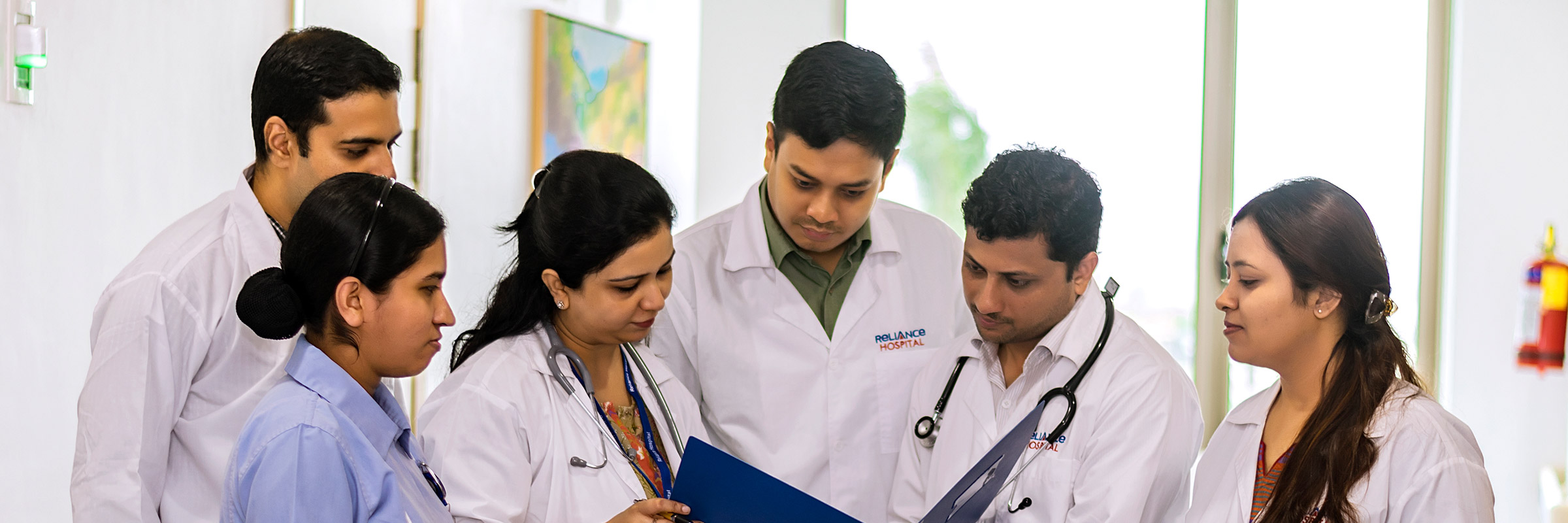 Find the Best Doctors and Specialists in Navi Mumbai – Reliance