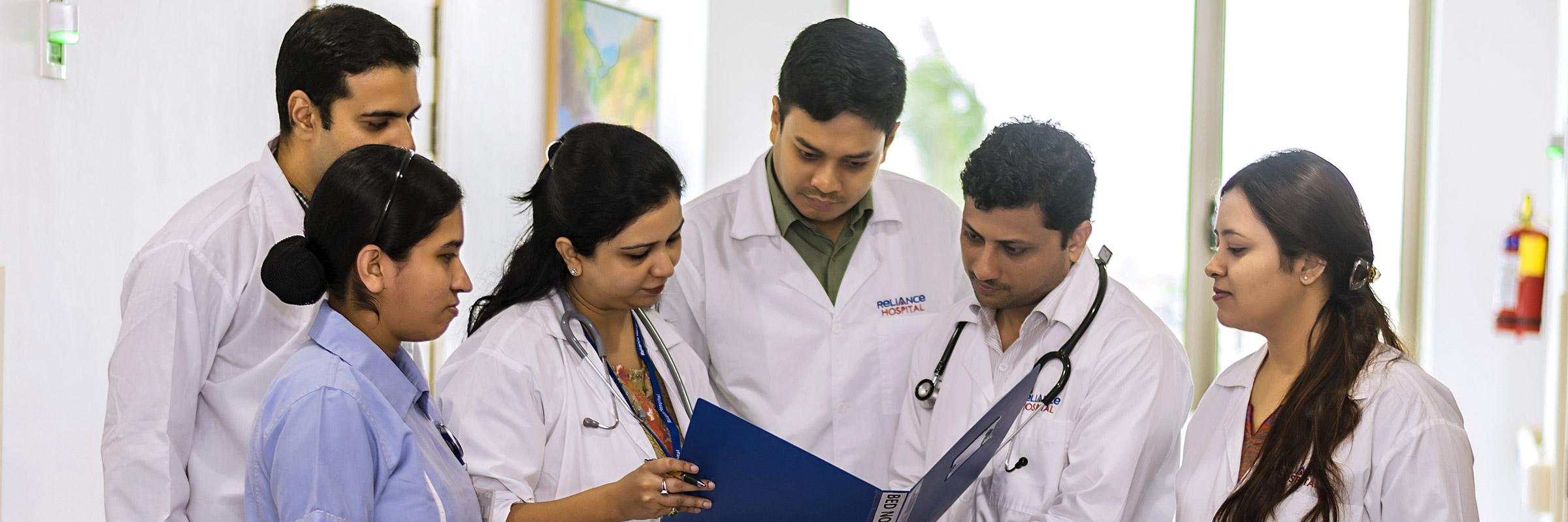 Radiation Oncology - Gondia