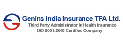 Genins India Insurance TPA Ltd.