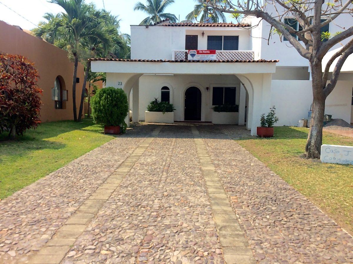 Casas En Renta En Colonia Santiago Manzanillo 23