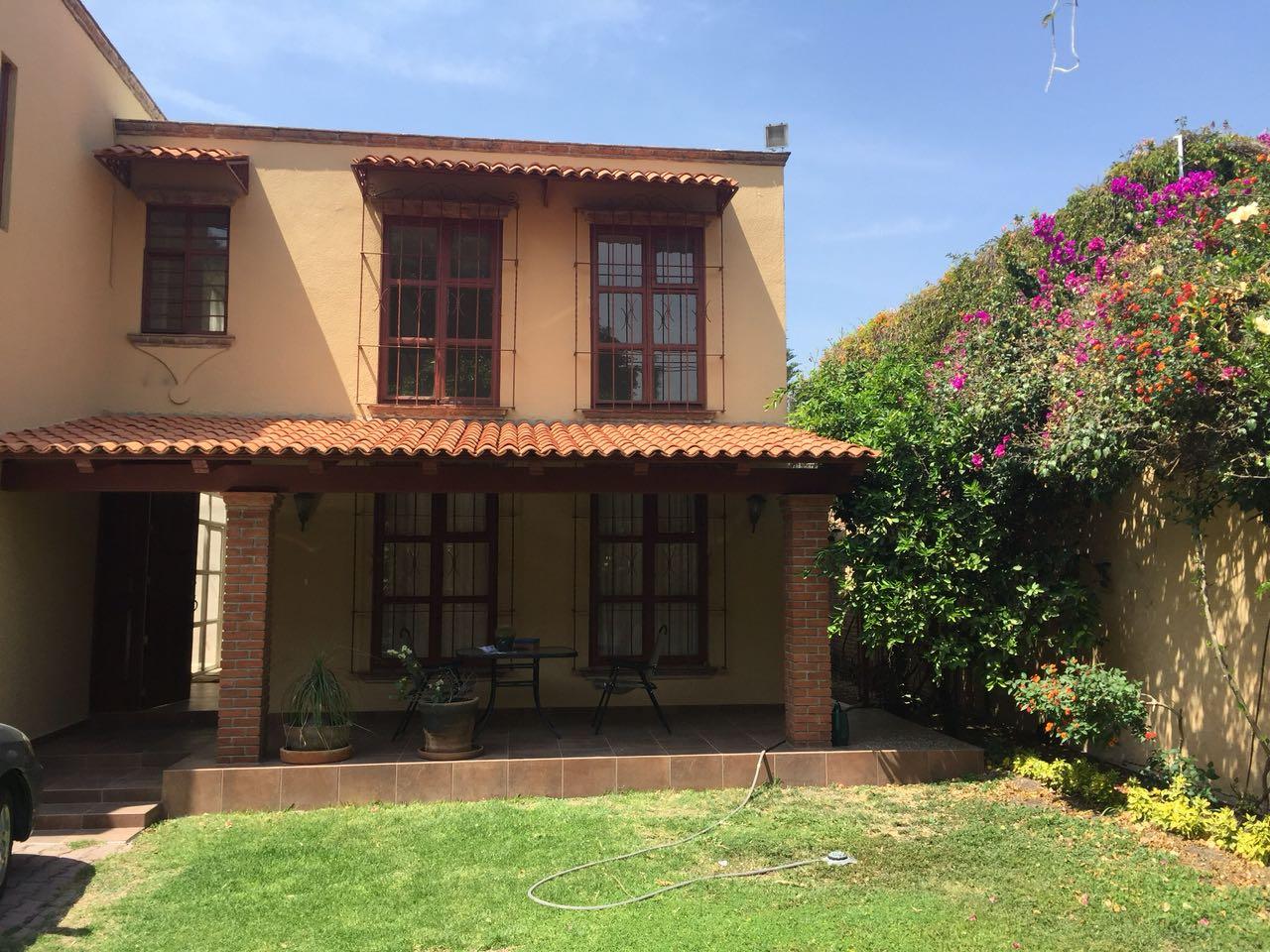 Casa en renta carretas quer taro 4 habitaciones 26k for Casas en renta en queretaro