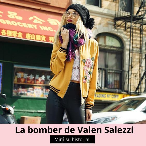 La bomber de Valen Salezzi thumbnail