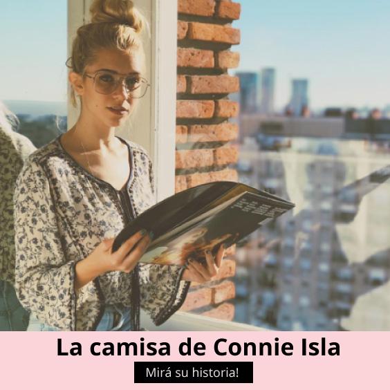 La camisa de Connie Isla thumbnail