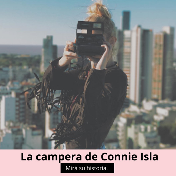 La campera de Connie Isla thumbnail
